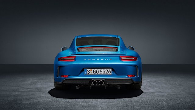 Porsche 911 GT3 Touring Package 2017 Frankfurt Motor Show