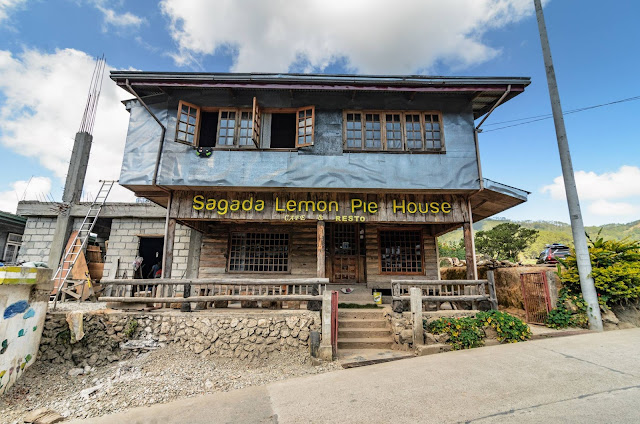 8TH WONDER TRAVEL DESTINATION HIDDEN FIDELISAN RICE TERRACES SAGADA Lemon Pie House