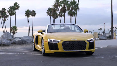 Audi R8 Spyder 2018 Review, Specs, Price