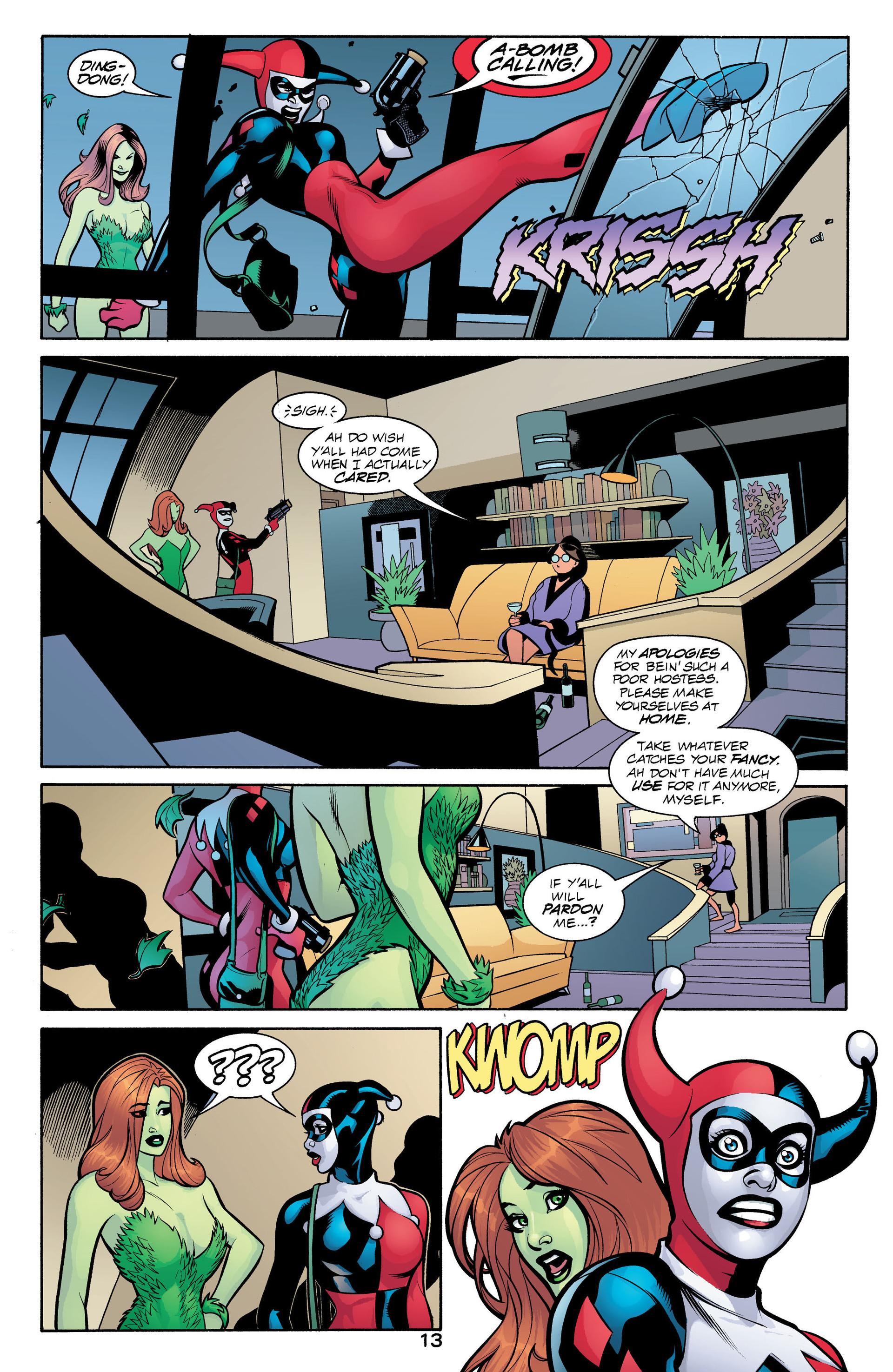 Harley Quinn (2000) Issue #14 #14 - English 13