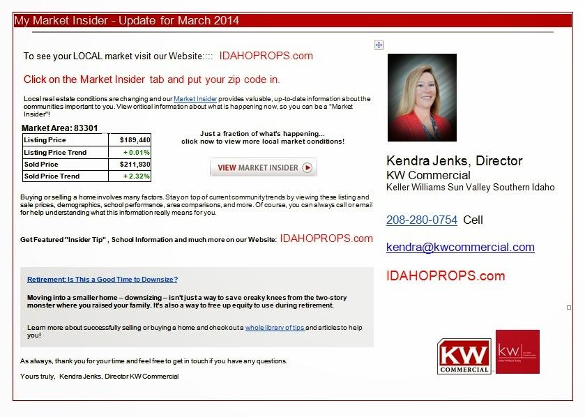 Kendra Jenks~Keller Williams Sun Valley Southern Idaho~Real Estate