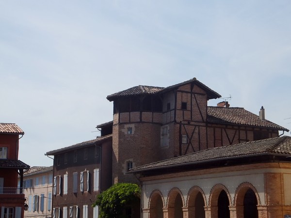 gaillac tarn place griffoul