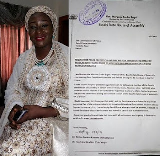 Like Remi Tinubu, Another Female Lawmaker Assaulted By Male Colleague, Writes Police For Protection