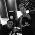 Knust, MC Hariel, DJ Perera e DoisP estiveram juntos no estúdio