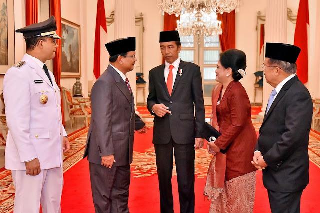 Hasil Survei, Elektabilitas Prabowo Subianto Meningkat Tajam