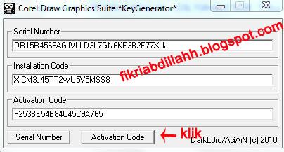 key generator coreldraw x8