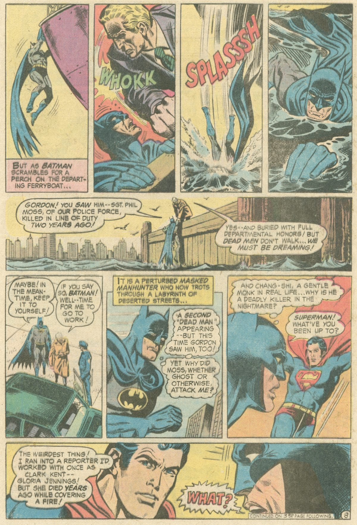 Read online World's Finest Comics comic -  Issue #232 - 12