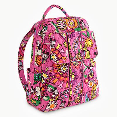 Large Vera Bradley Travel Bag
