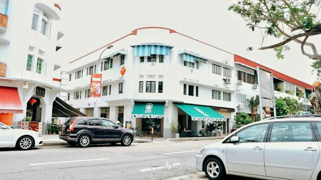 apartemen dekat tiong bahru bakery
