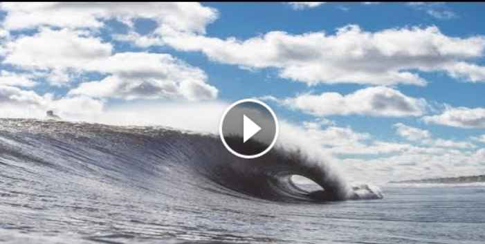 Winter Storm Avery Turns New Jersey Into a Playground of Barrels Amp Sessions SURFER Magazine