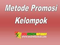 Metode Promosi Kelompok dalam Promosi Kesehatan