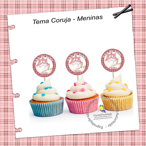 troppers para docinhos e cupcakes