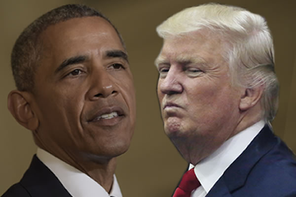 US election: Obama urges Republicans to shun Trump