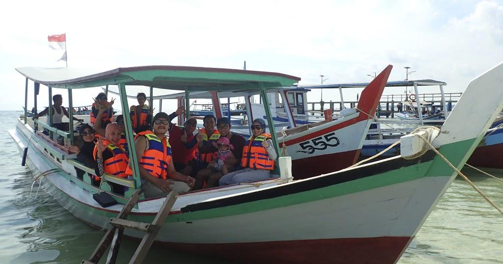 Sewa Perahu Hopping Island Belitung | We Love Belitung ...
