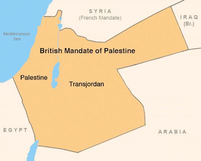 """El reciente escándalo provocado por la UNESCO y su aceptación preliminar de una resolución llamada """"Palestina Ocupada"""", nos obliga a reflexionar sobre este tema: ¿realmente existe un territorio llamado Palestina que está siendo injustamente """"ocupado"""" por Israel?"""