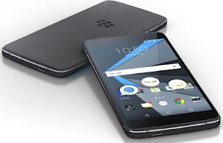 Harga Blackberry DTEK50 terbaru