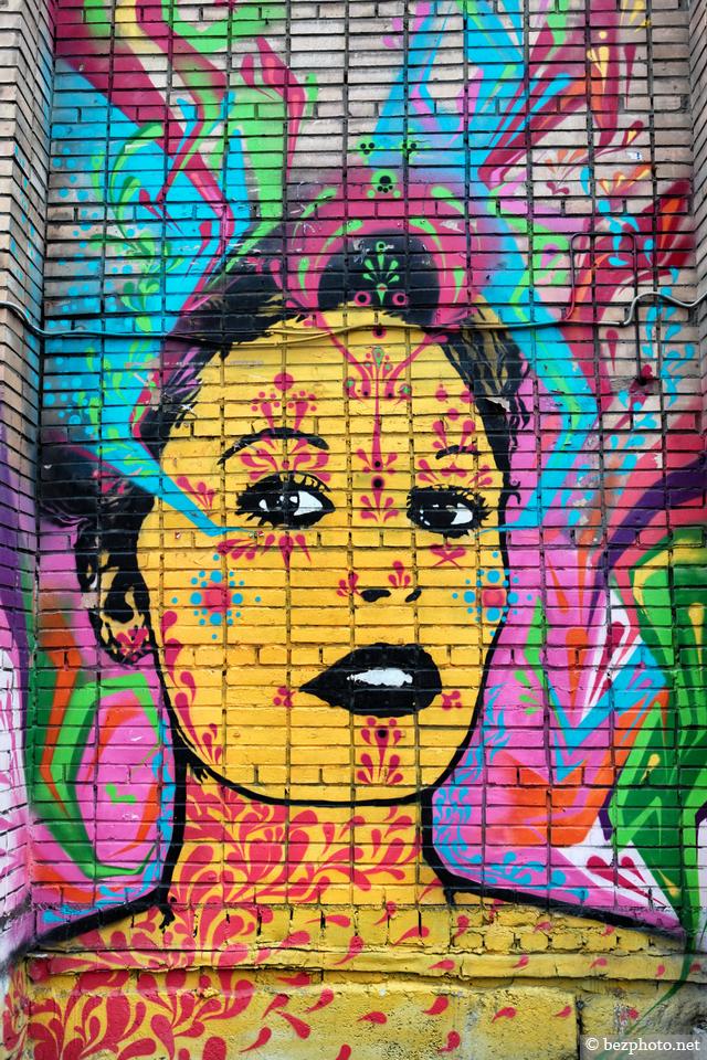 граффити в москве фото