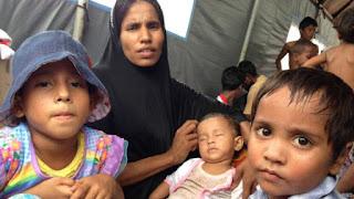 FPI Aceh Sikapi Rencana Menteri Sosial Soal Anak Muslim Rohingya