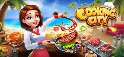 Cooking City Apk + Mod (Unlimited Money) Download