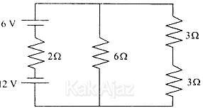 Rangkaian listrik dengan 2 sumber tegangan