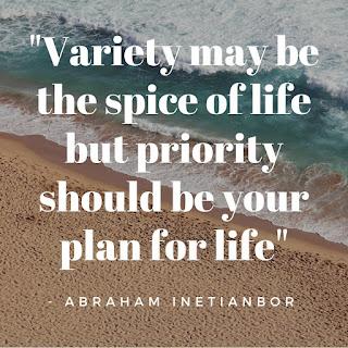 plan for life