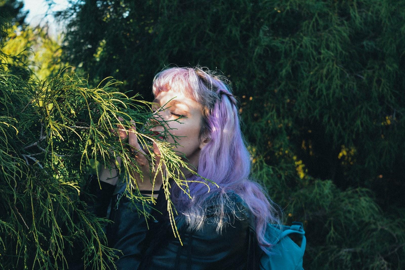 Plant lover - mooshinefaerie