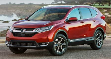 2017 Honda Crv 190 Hp Turbo Engine