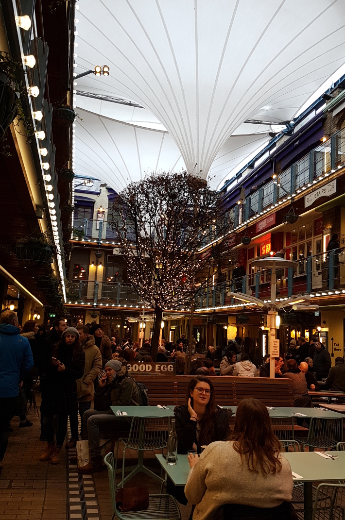 Travel: Kingly Court