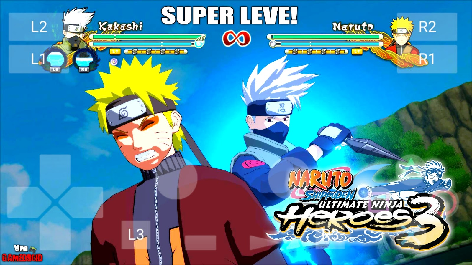 download naruto ppsspp
