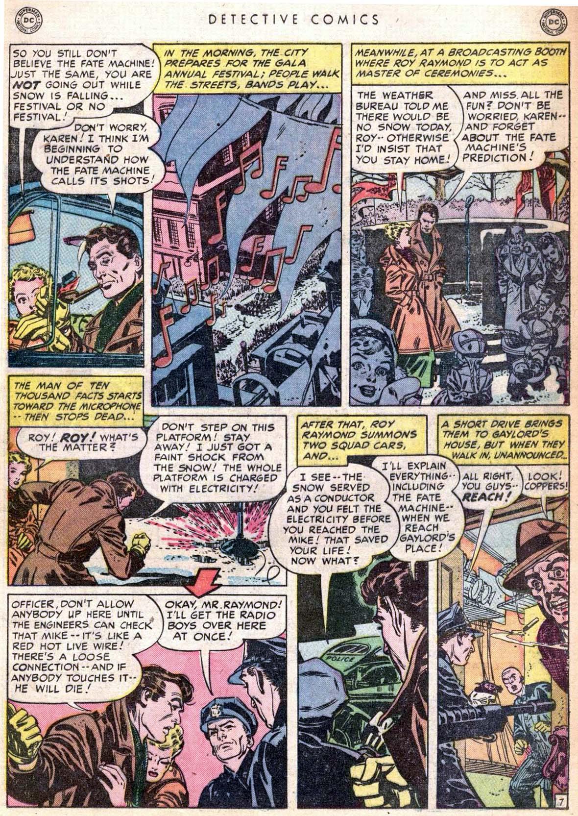 Detective Comics (1937) 157 Page 22