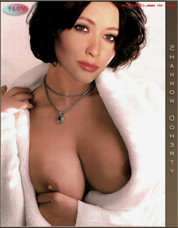 Shannen doherty naked porn