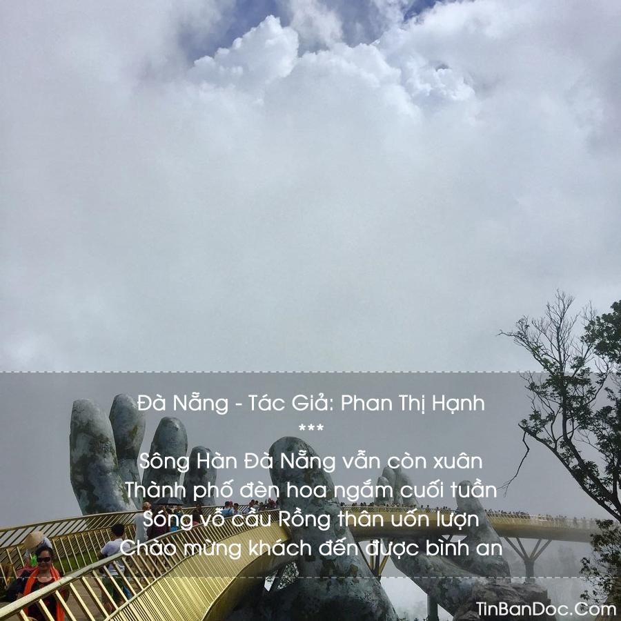 Thơ Đà Nẵng, Tuyện Tập 15+ Chùm Thơ Ca Ngợi Đà Nẵng Hay \u0026 Ý Nghĩa