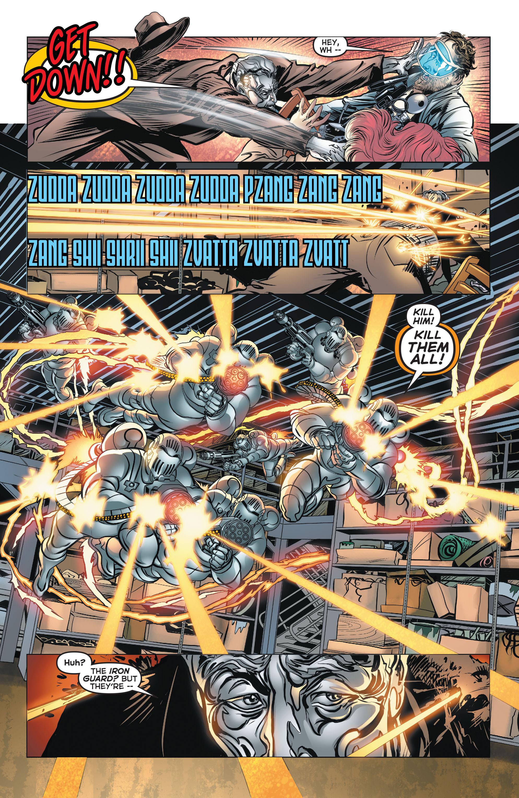Read online Astro City comic -  Issue #33 - 14