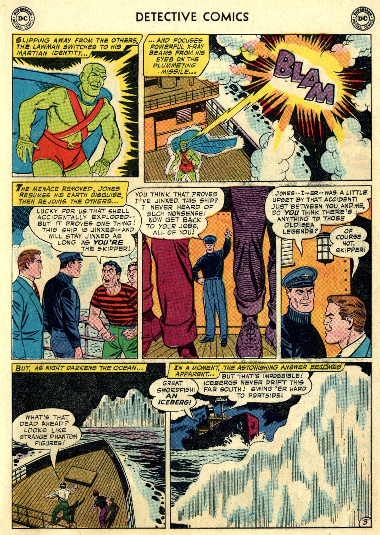 Read online Detective Comics (1937) comic -  Issue #258 - 29
