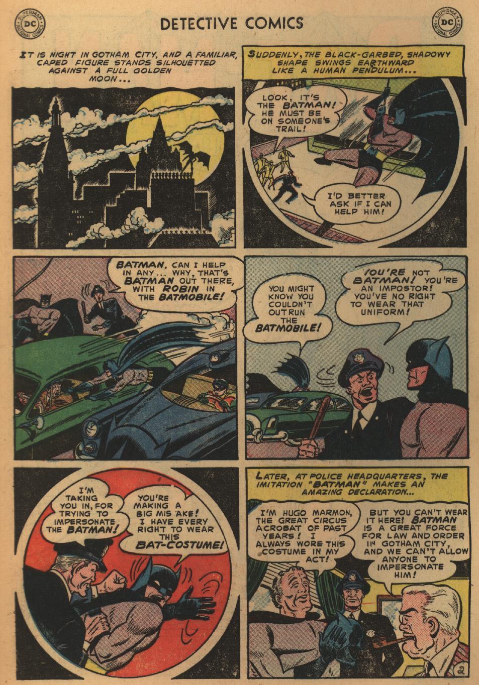 Detective Comics (1937) 195 Page 3