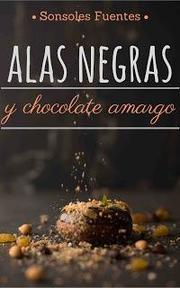disponible aquí domestic noir Alas negras y chocolate amargo