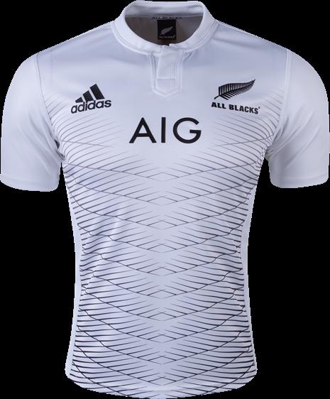 Adidas lança camisa reserva da seleção de rugby da Nova Zelândia. A Adidas  apresentou o novo uniforme ... 624f0b474b71d
