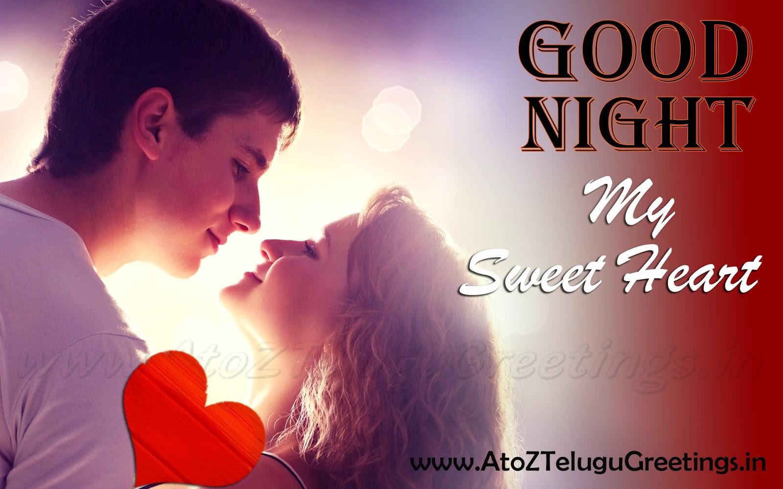 Love Romantic Good Night Hd Wallpapers
