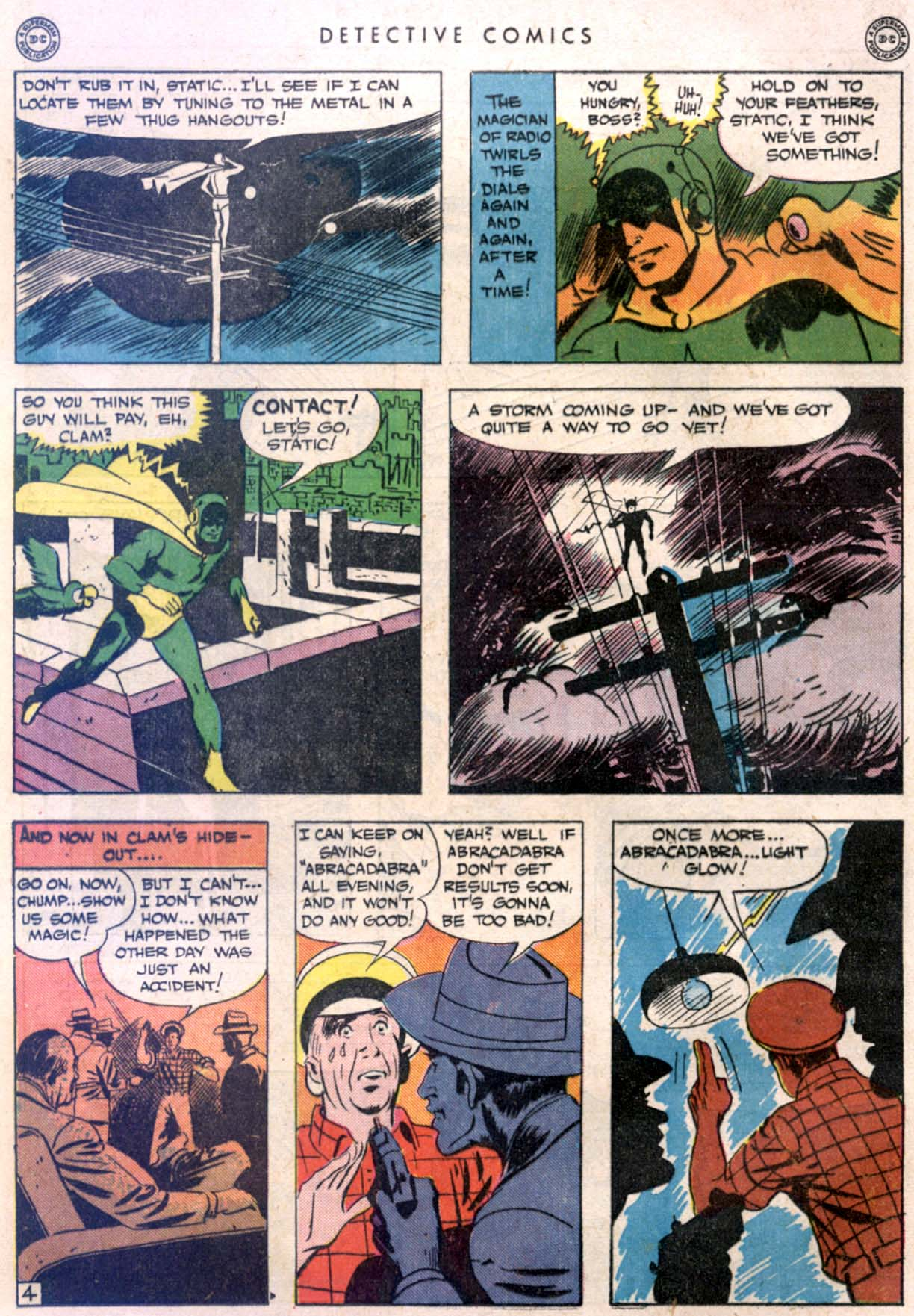 Read online Detective Comics (1937) comic -  Issue #106 - 34