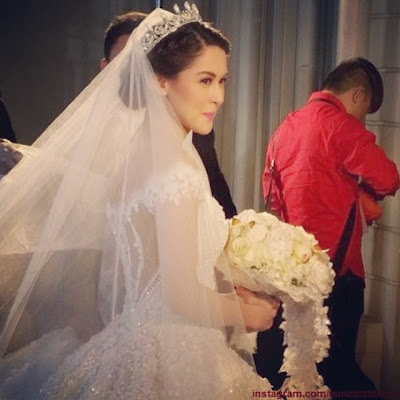 Marian Rivera and Dingdong Dantes Wedding: More Pictures ...