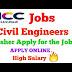 Civil Engineering Jobs In Nagarjuna Construction Company Hiring civil engineers  fresher and experience holder