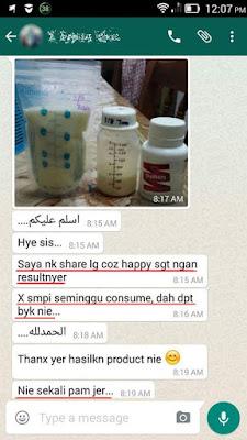 mamom, milkbooster, cara nak tambahkan susu badan,