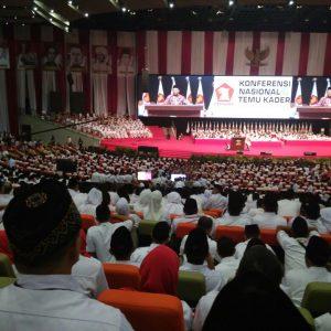 Gelar Konferensi Nasional, Prabowo : Perlunya Merebut NKRI di Tahun 2019