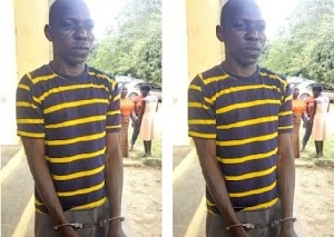 Ondo Police Apprehends 50-Year-Old Carpenter For Ra-ping Autism-Challenged Girl