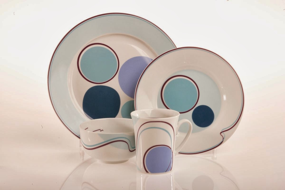 Halsa dinnerware