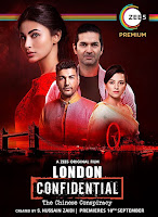 London Confidential (2020) Full Movie Hindi 720p HDRip ESubs Download