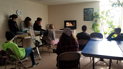 Homeschool Highlights - The Week With College Plans on Homeschool Coffee Break @ kympossibleblog.blogspot.com