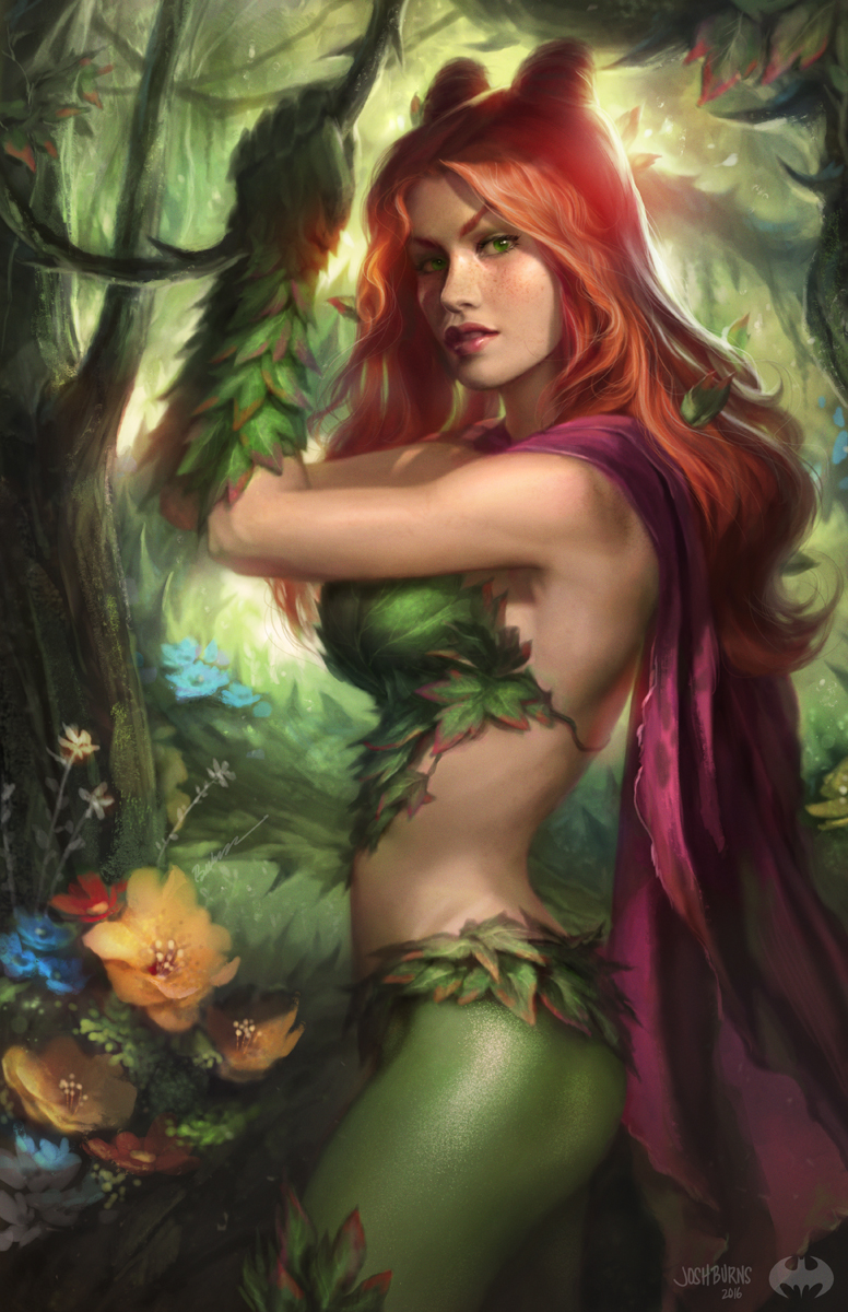 Excited too poison ivy xxx seems brilliant