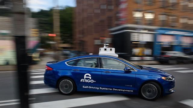 Ford quiere hacer más 'atrevida' la conducción de vehículos autónomos
