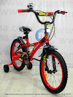 16 Inch Wimcycle VR-1 BMX Kids Bike